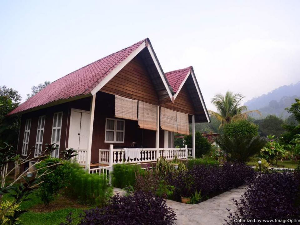 Kampung Chalet at Sailors Rest Janda Baik